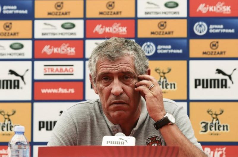 Euro2020: Fernando Santos espera jogo