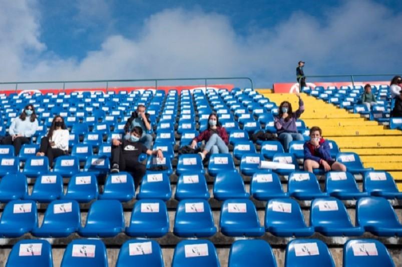 Jogos da última jornada da I Liga com 10% da lotação