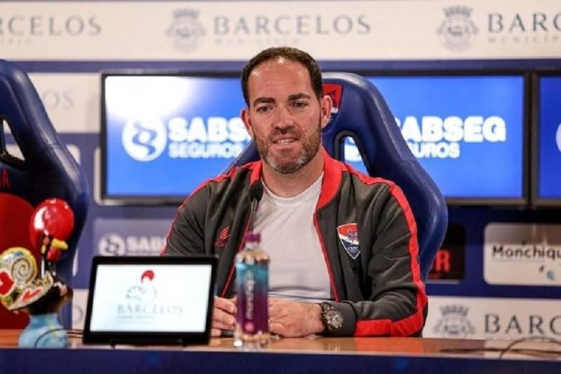 Treinador Ricardo Soares diz ser gratificante continuar no Gil Vicente