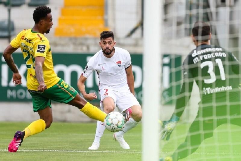 Gil Vicente vence em Paços de Ferreira e assegura manutenção na I Liga