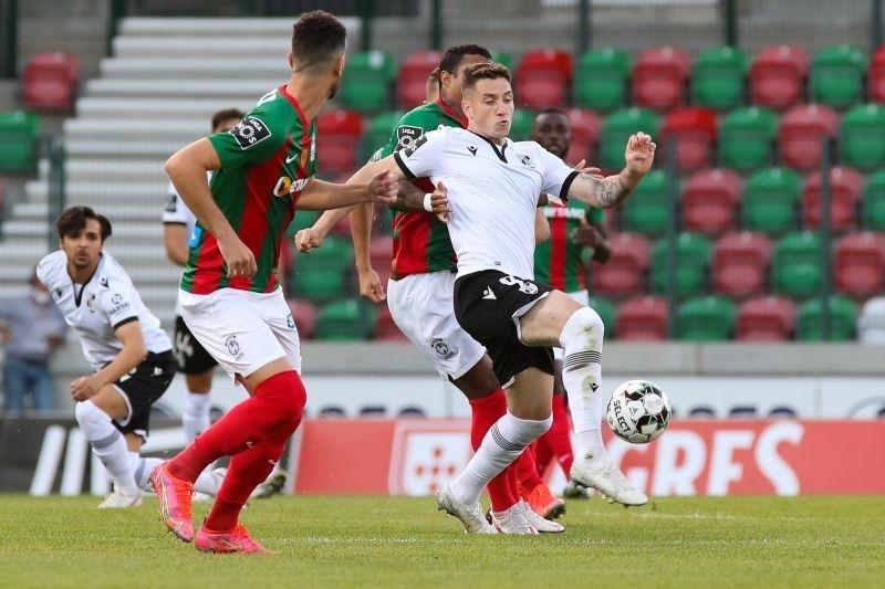 Vitória de Guimarães empata na visita ao Marítimo e segura sexto lugar