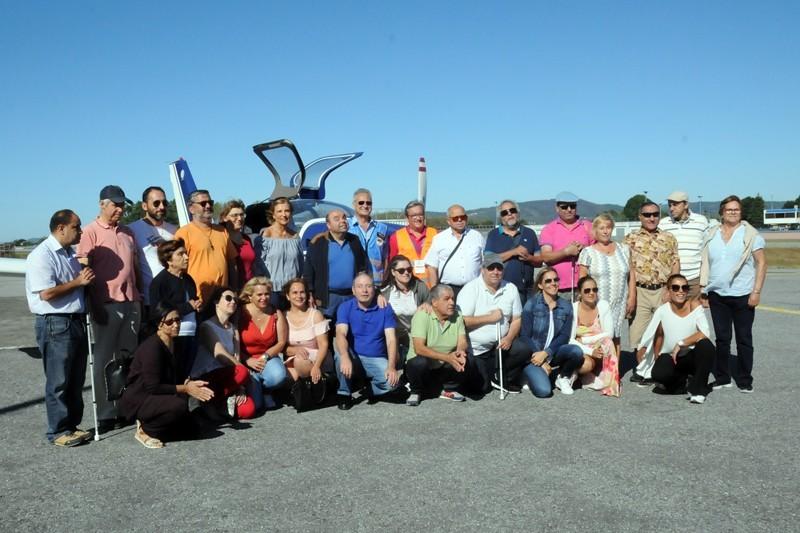 Voando às cegas: uma experiência a repetir no Aero Clube de Braga