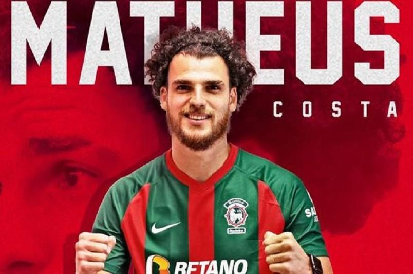 Matheus Costa deixa Vizela e vai reforçar Marítimo nas próximas três temporadas