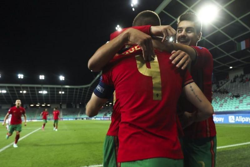 Portugal bate Itália e está nas meias-finais do Europeu sub-21 pela quarta vez