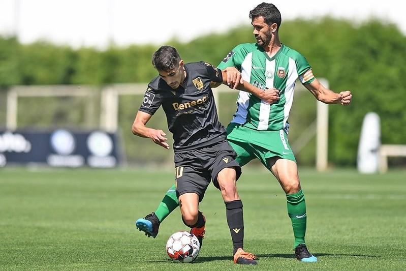 Rio Ave e Vitória de Guimarães empatam em jogo em atraso da primeira jornada