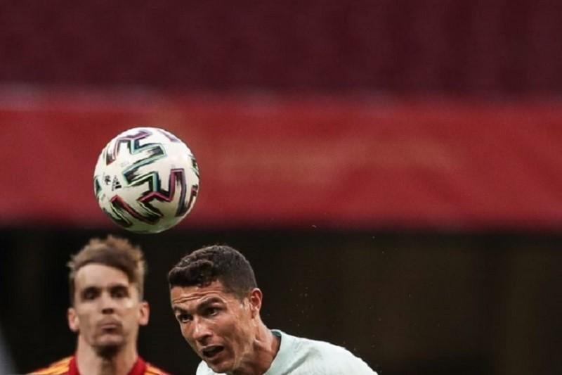 Portugal empata em Espanha no primeiro particular de preparação para o Euro2020