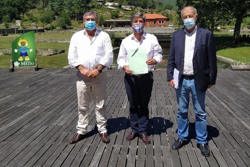 Investimento de 135 mil euros conclui Parque Biológico do Mezio