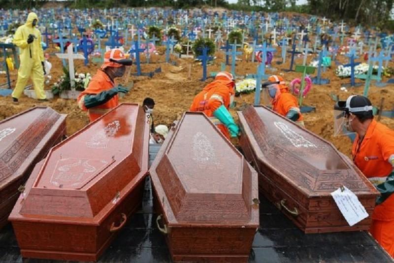 Pandemia provocou a morte a 3.787.127 pessoas em todo o mundo