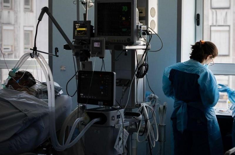 Portugal com mais 2.170 casos e ligeira redução de cuidados intensivos