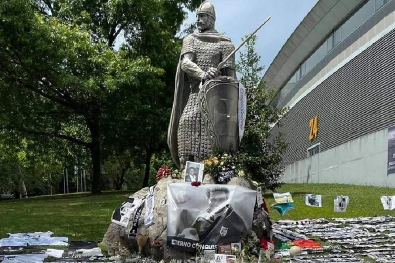 Guimarães saiu à rua para se despedir de Neno