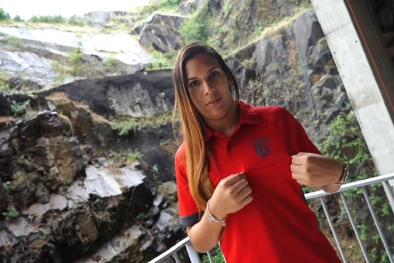 Vitória Almeida, ex-jogadora do Famalicão, reforça Sporting de Braga