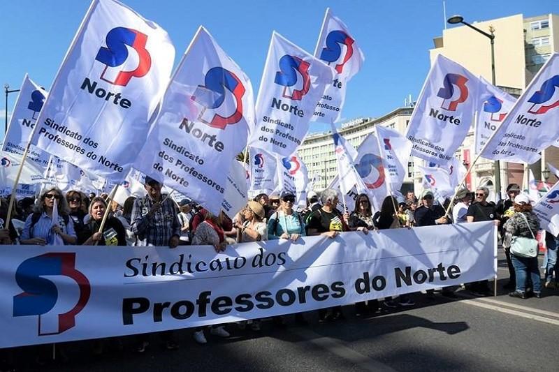 Sindicato dos Professores do Norte lança campanha para denunciar