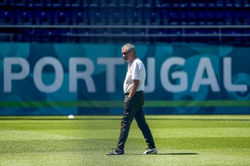 Selecionador sem dúvidas de que Portugal estará nos oitavos e admite mudanças