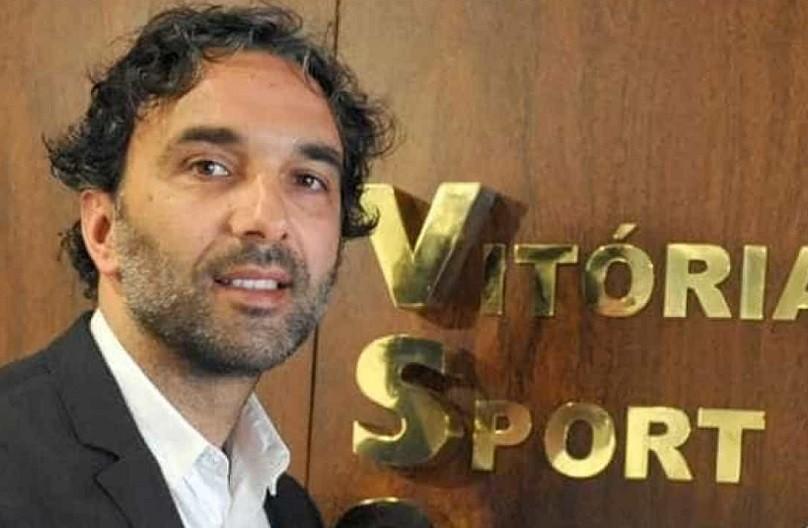 Flávio Meireles torna-se coordenador das equipas profissionais do Vitória