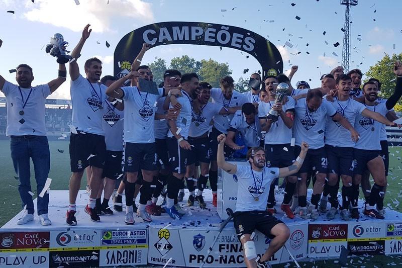 Forjães SC é o novo campeão distrital