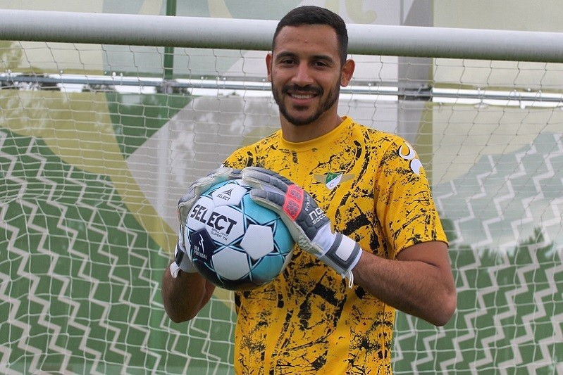 Guarda-redes Kewin assina com Moreirense por quatro temporadas