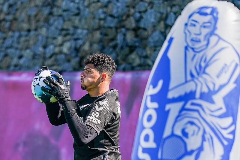 Matheus promete Sporting de Braga a jogar sempre para vencer