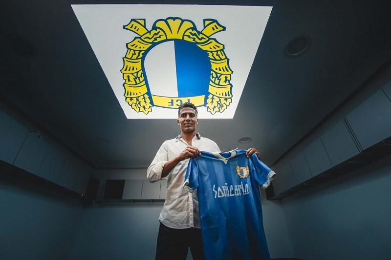 Internacional português Bruno Alves é reforço do Famalicão