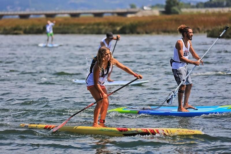 Caminha: Paddle, kayake e bicicleta animam fim de semana