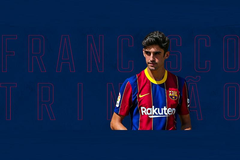 Trincão emprestado pelo FC Barcelona ao Wolverhampton, de Bruno Lage
