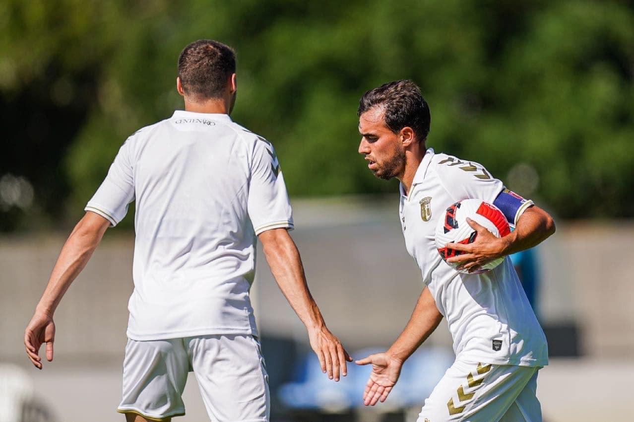 Sporting de Braga vence Vizela e entra a ganhar na pré-temporada