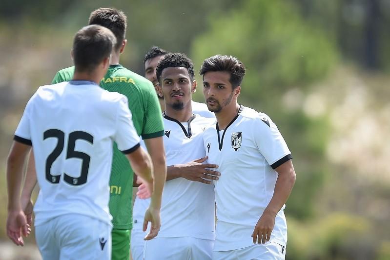 Vitória de Guimarães vence Mafra por 2-1 no encerramento do estágio de pré-época