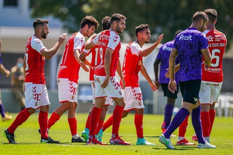 Sporting de Braga vence Moreirense com adolescente Roger em destaque