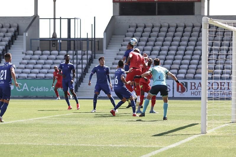 Gil Vicente derrota Santa Clara por 2-1 em jogo particular