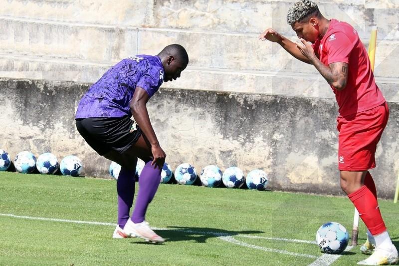 Santa Clara derrota Moreirense por 3-0 em jogo de preparação