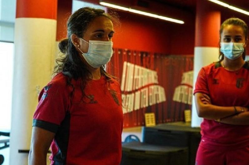 Futebol feminino do Sporting de Braga arranca época com