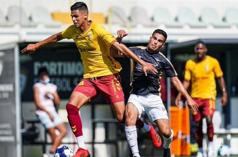 Sporting de Braga fecha estágio algarvio com empate frente ao Portimonense