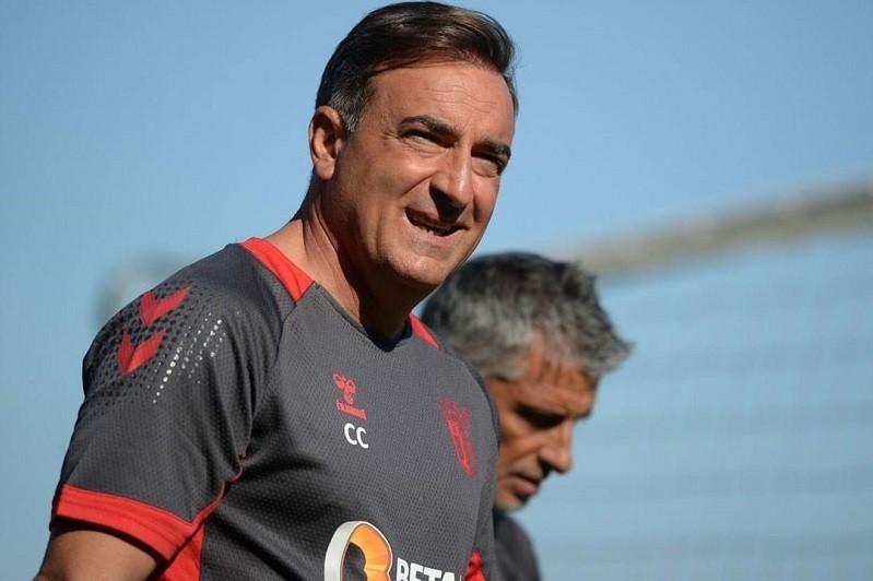 Carlos Carvalhal satisfeito com resposta do Sporting de Braga na pré-época