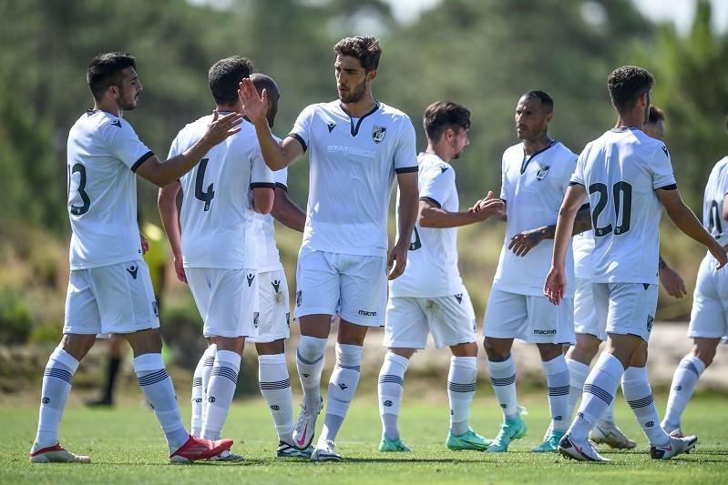 Vitória de Guimarães goleia equipa B no último teste da pré-época