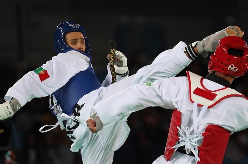 Tóquio2020: Rui Bragança afastado na primeira ronda de -58 kg no taekwondo