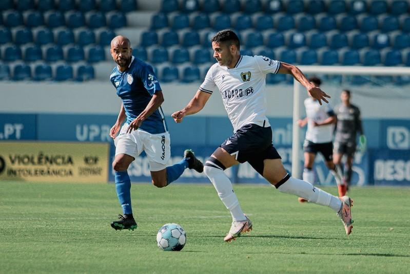 Famalicão vence o Feirense e segue em frente na Taça da Liga