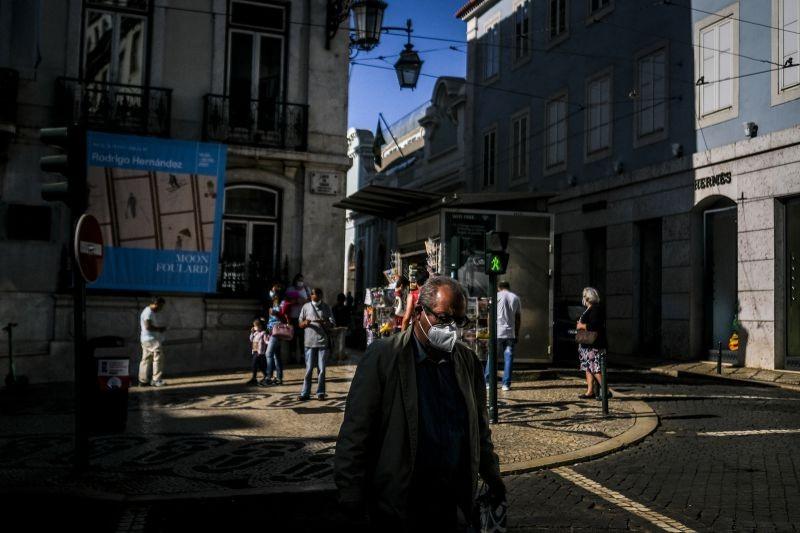 Novo aumento de internados em Portugal, 2.625 novas infeções e oito mortes