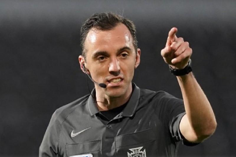 Árbitro João Pinheiro dirige Supertaça entre Sporting e Sporting Clube de Braga