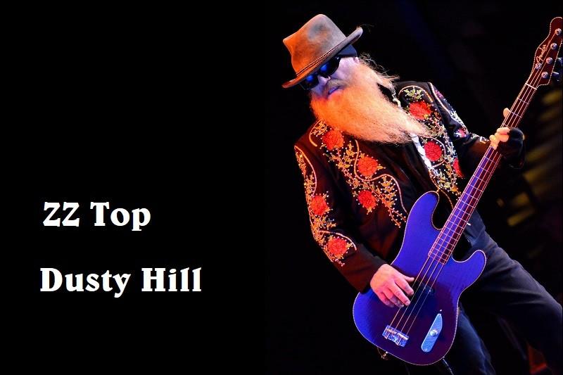 Baixista dos ZZ Top, Dusty Hill, morre aos 72 anos