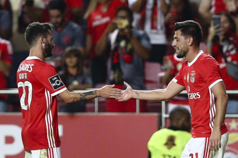 Benfica vence Gil Vicente e isola-se no segundo lugar da I Liga