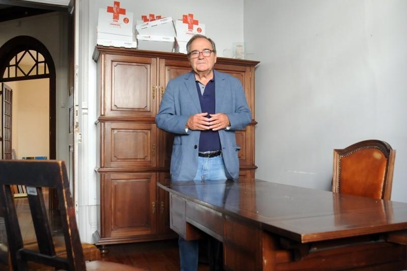 Cruz Vermelha de Braga precisa de apoios para reabilitar sede