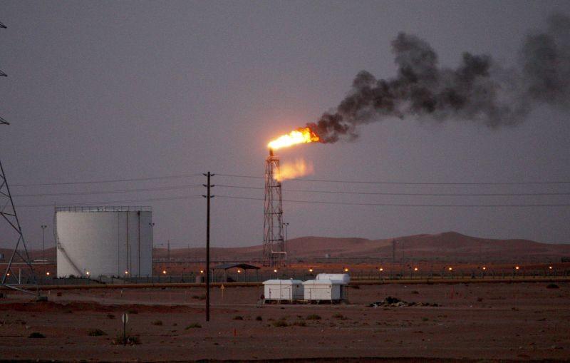 Preço do barril Brent sobe 14,59% para 69,02 dólares com ataque à Arábia Saudita