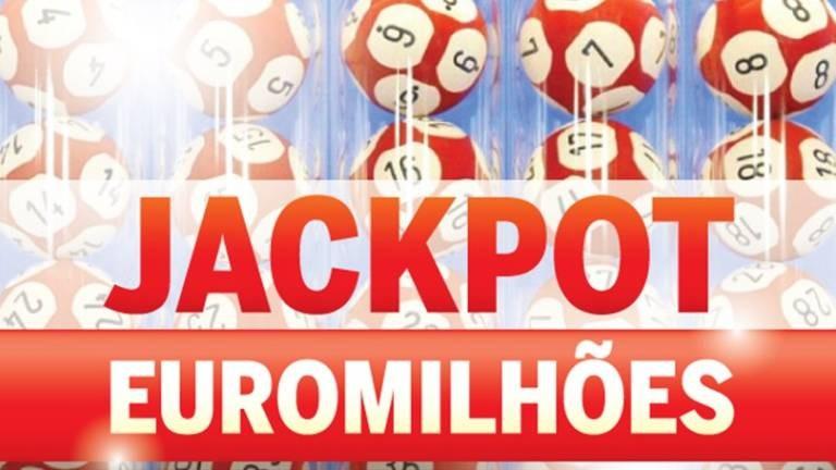 Jackpot' de 188 milhões de euros no próximo sorteio do Euromilhões