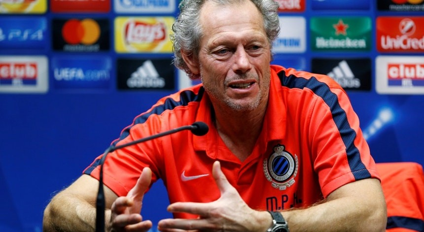 LE: Preudhomme diz que o Vitória é uma equipa completa, mas quer vencer