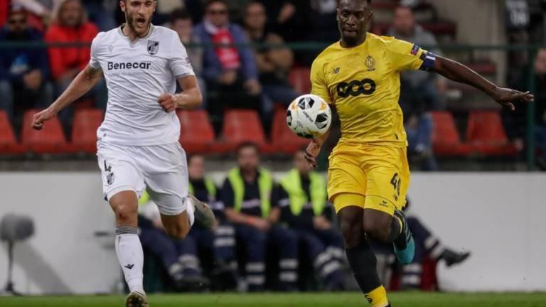 LE: Vitória de Guimarães arranca com derrota em Liège