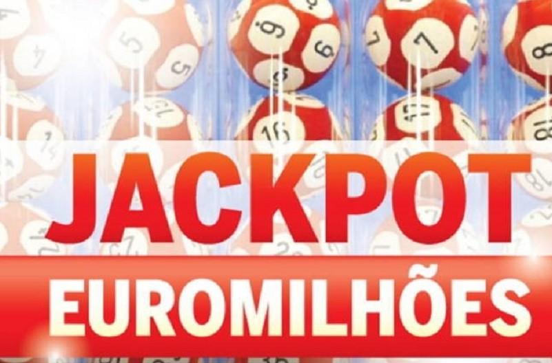 Jackpot' de 190 milhões de euros no próximo sorteio do Euromilhões