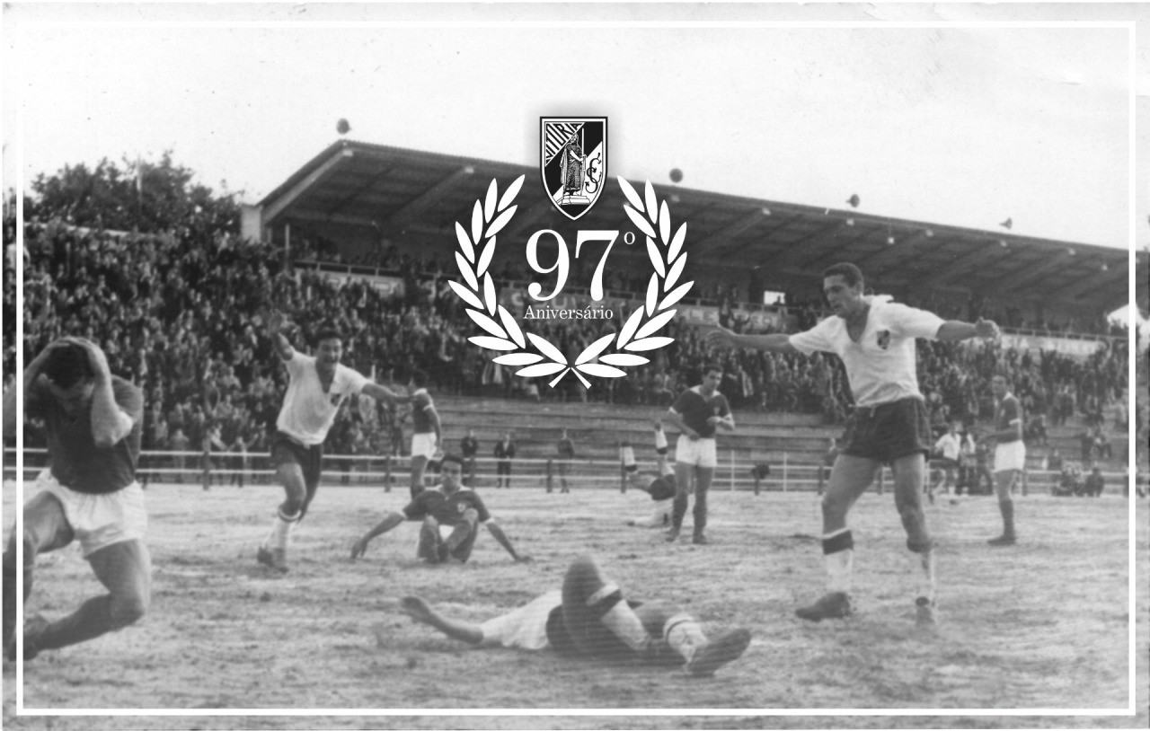Vitória SC celebra 97.º aniversário
