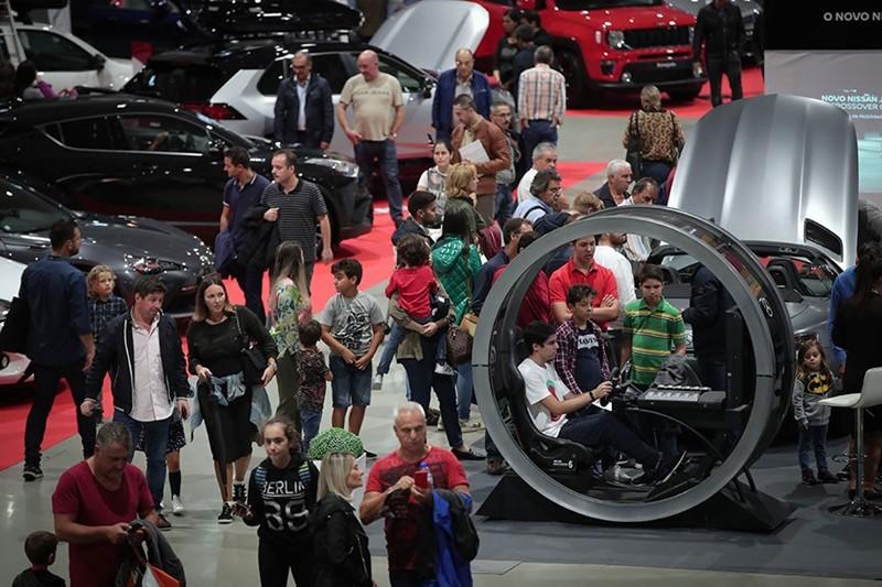 Salão Auto de Braga aposta no segmento duas rodas