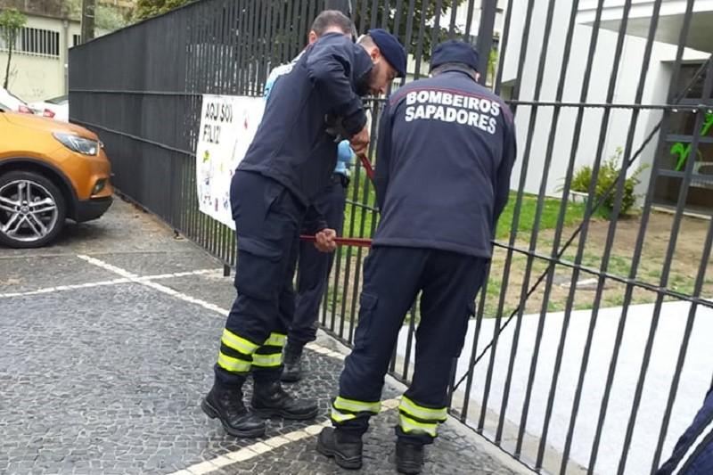 Pais fecham escola básica em Braga por falta de segurança no recreio