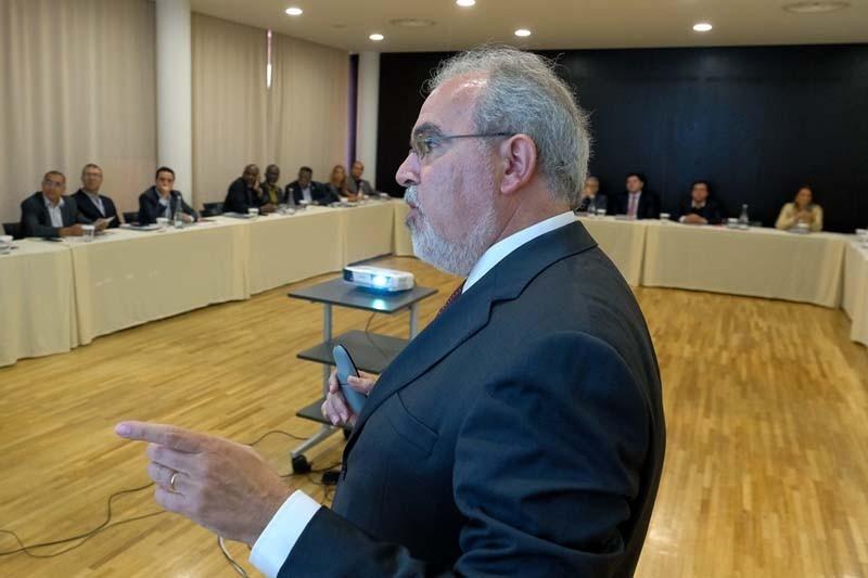 Autarca de Viana do Castelo reuniu com investidores do Irão, Gana, Argélia e Marrocos