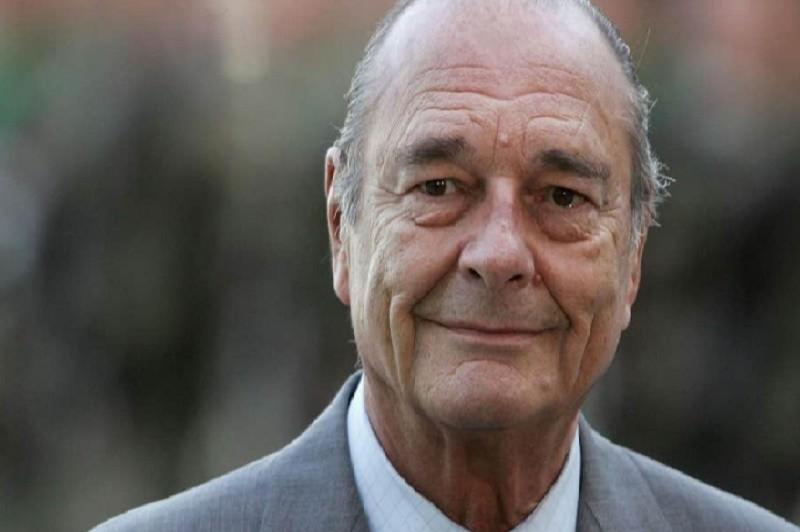 Antigo Presidente francês Jacques Chirac morreu aos 86 anos